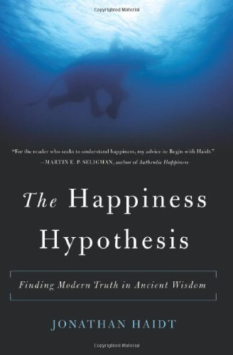 Happiness hypothesis book cover